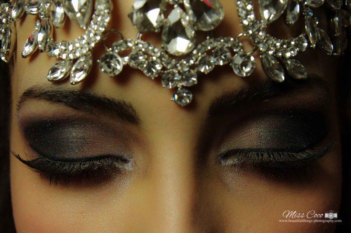 Corinne Hall beauty shot