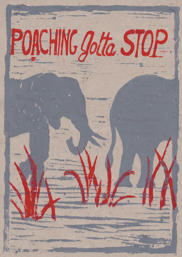 Stop-poaching-elephant-day-
