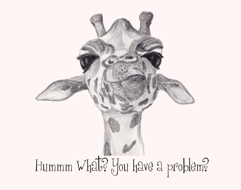Miss-Coco-design- drawing-giraf