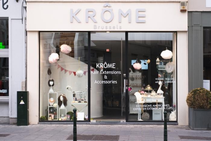 Krome shop front store