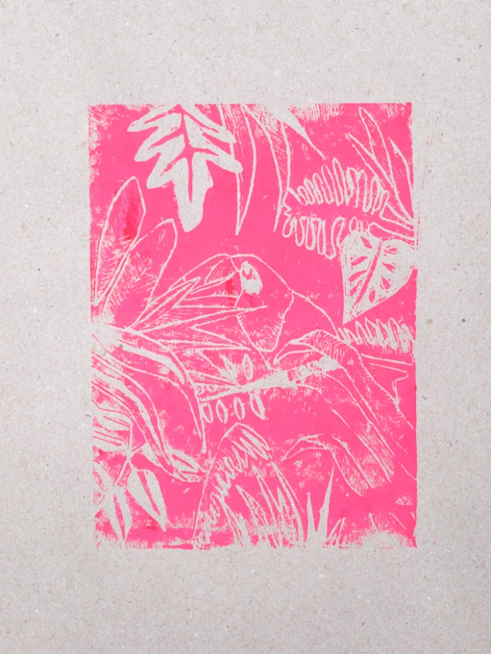Linoleum - Lucile Matter - she does matter- Jungle