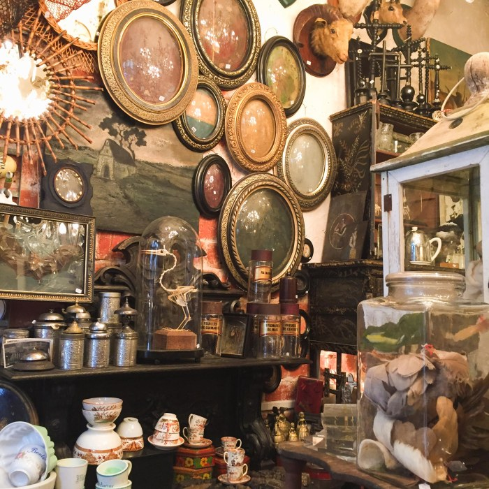 Miss Coco - Inside L'objet qui Parle in Paris - beautifulthings-photography.com