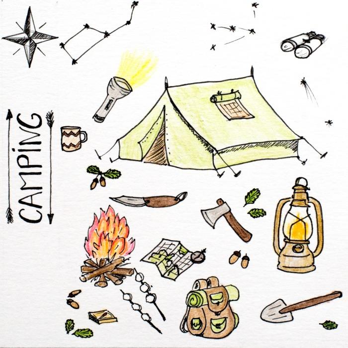 Gone Camping! Road Trip - RTatW