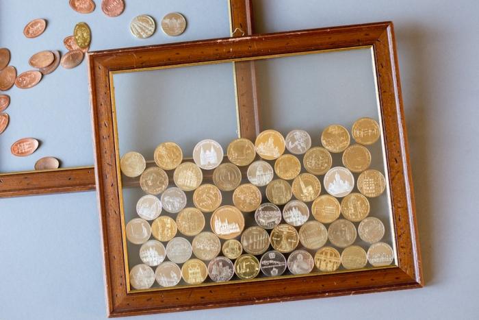display-your-souvenir-coins-in-a-frame