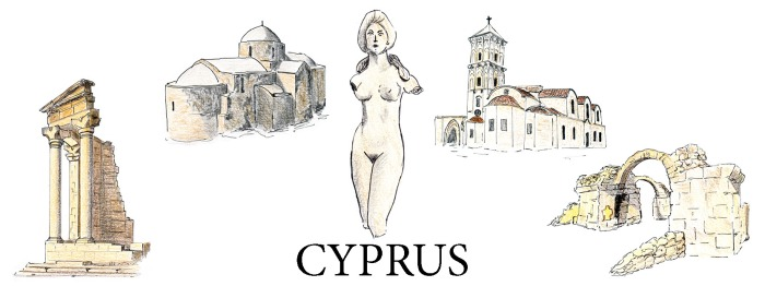 extract-drawings-cyprus-landmarks
