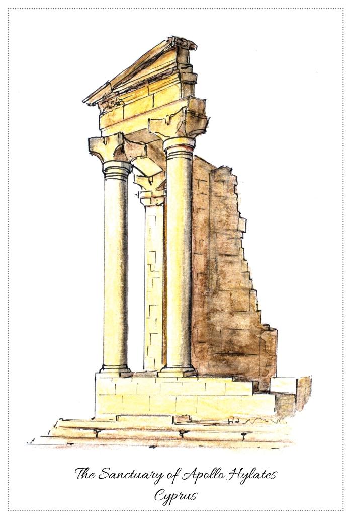 postcard-kourion-designed-by-miss-coco-for-www-roadtripsaroundtheworld-com