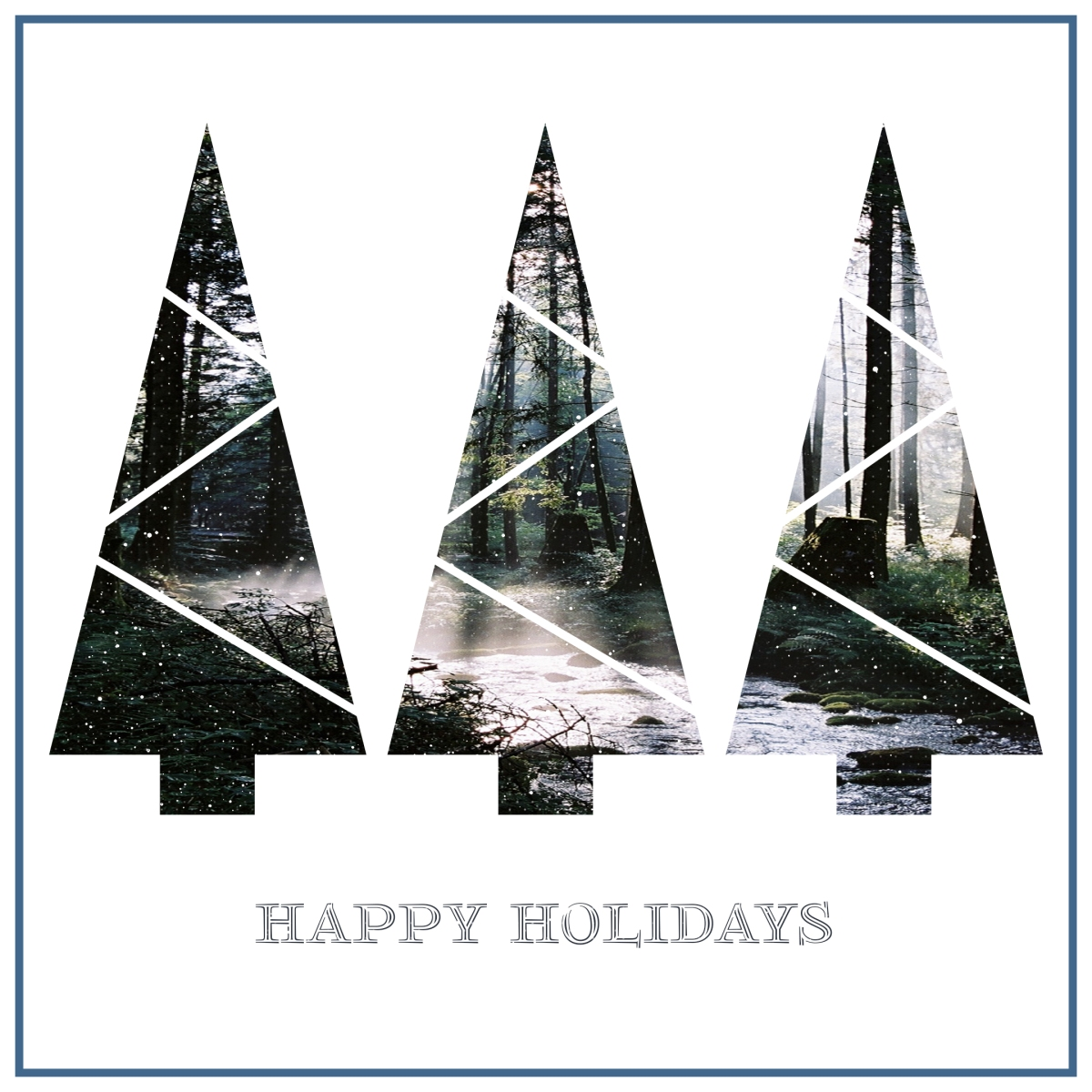 Happy Holidays - Design by Miss Coco
