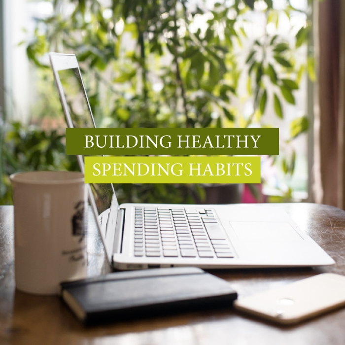 Building healthy spending habits