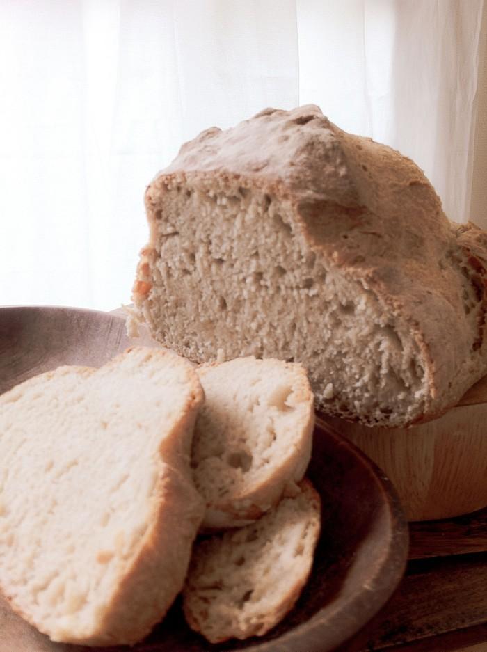 Hand made bread