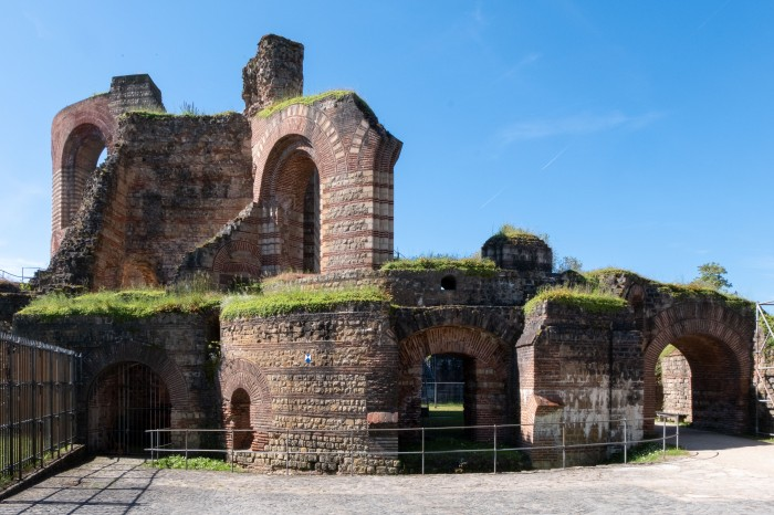 The Imperial Baths - Trier Germany