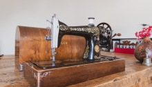 Singer 15K sewing machine - 1923 - Vintage sewing