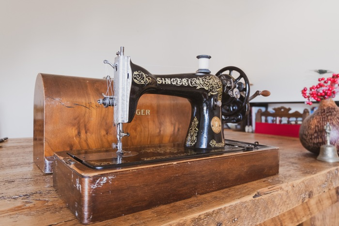 Singer 15K sewing machine - 1923 - Vintage sewing