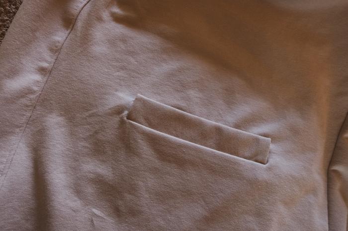 Sewing welt pocket! OMG