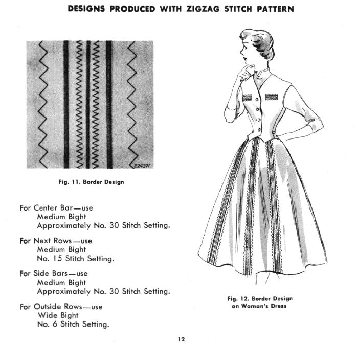 Sample design provided in the Zigzagger manual