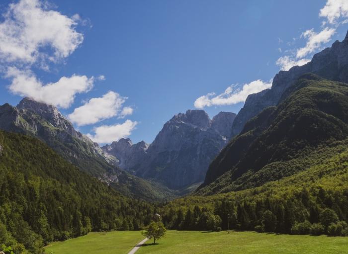 Mountains' dream