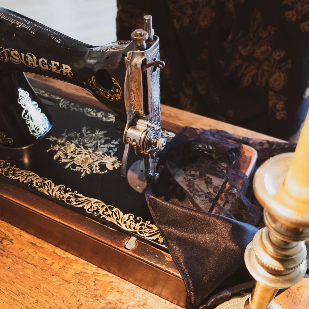 Singer 15K sewing machine