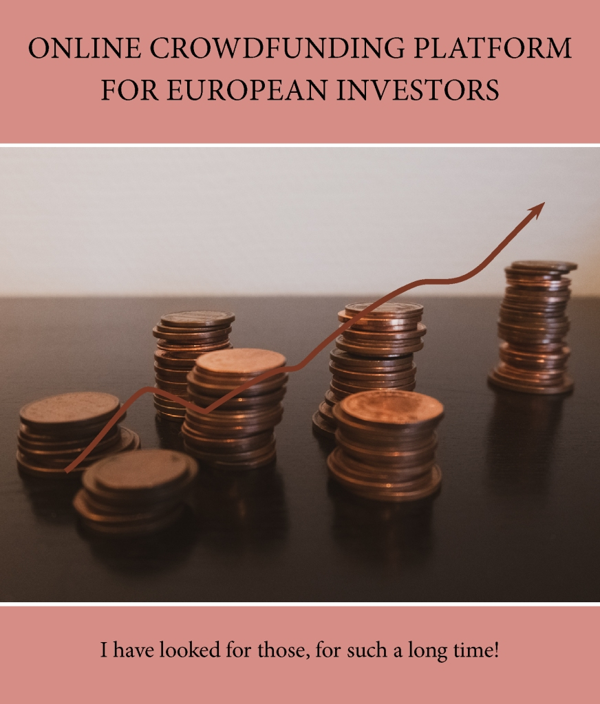 Online crowdfunding platform for European Investors