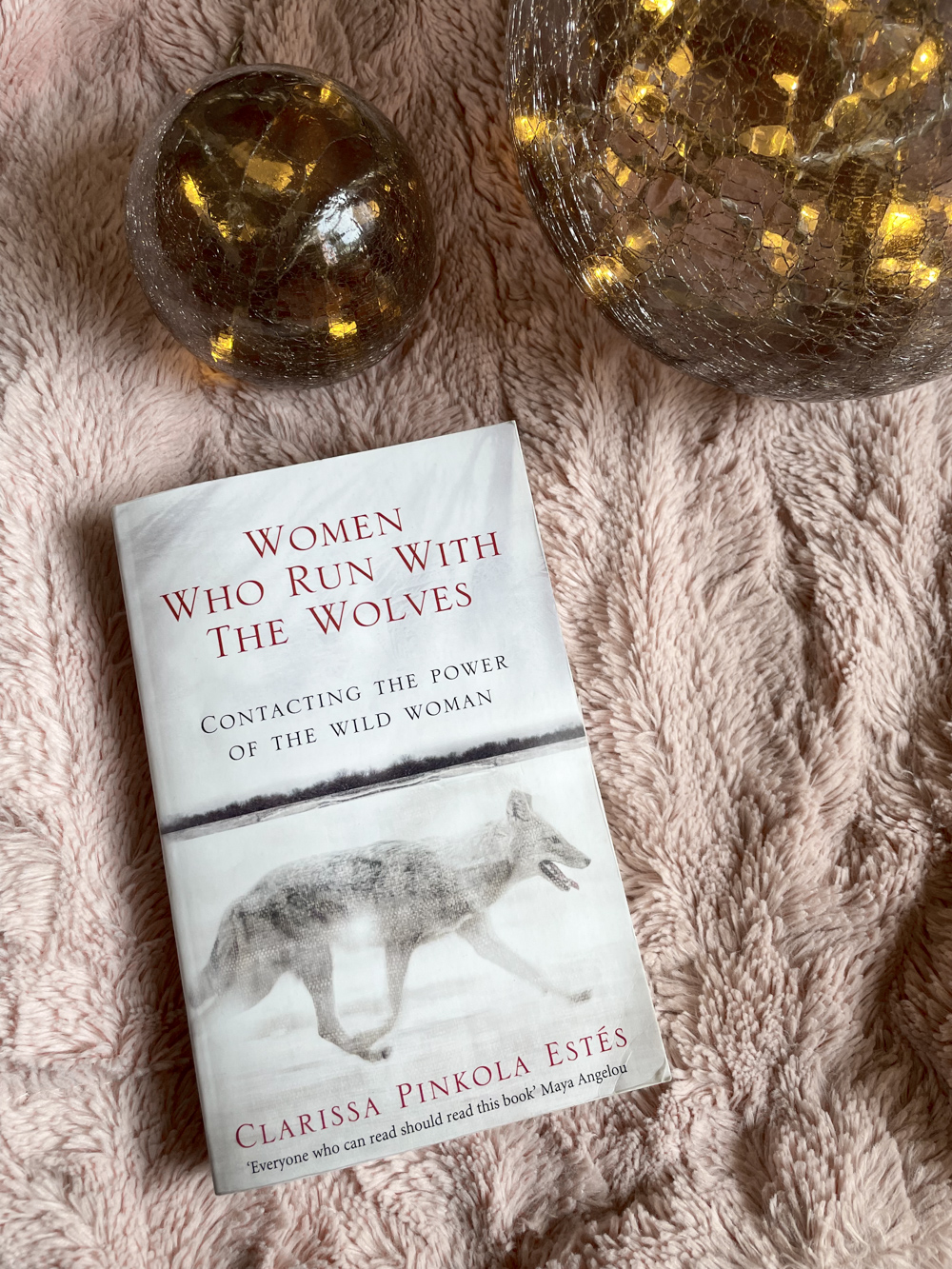 Women who runs with the wolves
