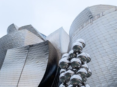 The-Guggenheim-Museum-in-Bilbao-Spain